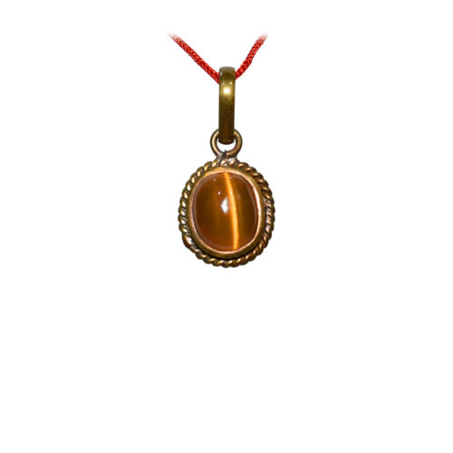 Tiger Eye Locket