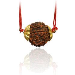 Ganesh Rudraksha Kavach Pendant