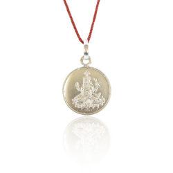 Bhuvneshwari Silver Yantra
